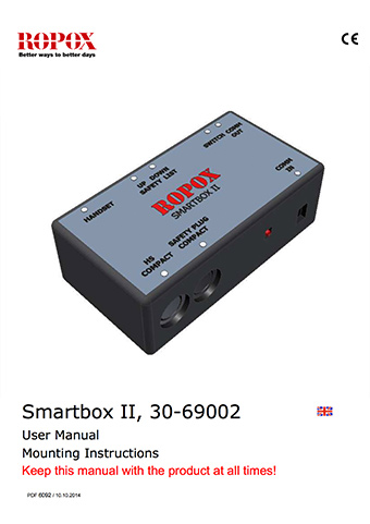 Ropox user  and installation guide Smartbox