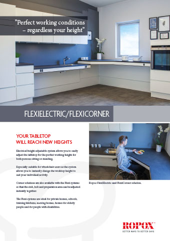 Ropox Datasheet FlexiElectric and FlexiCorner