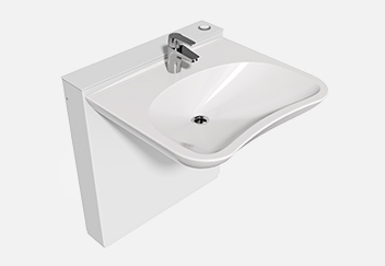 Standardline washbasin