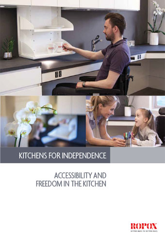 Brochure Ropox Kitchens for independence