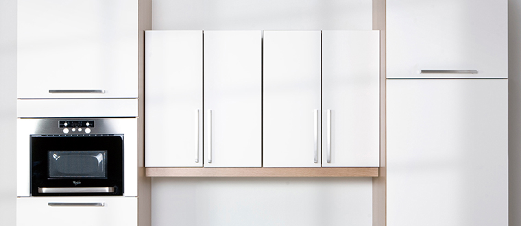 Stationary Brackets / Bæringer cabinets