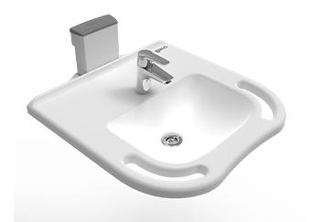AdaptLine - stilfuld og handicapvenlig håndvask