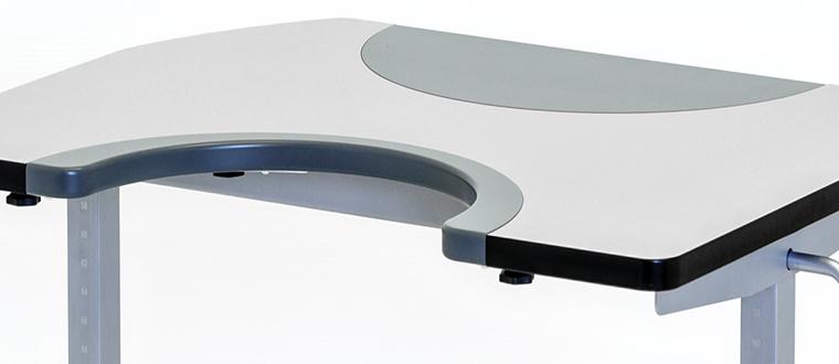 ErgoMulti Table / ErgoMultibord bommerang