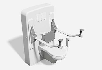 Toilet lifter / Toiletløfter